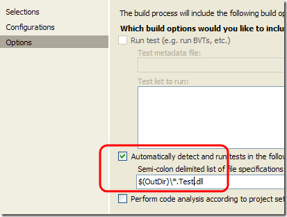 Running tests during a build in TFS  – Alkampfer's Place