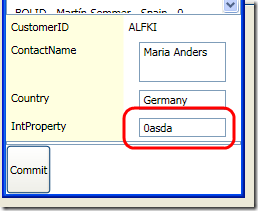 Validate Business Entities with WPF – Take 2 – Alkampfer's Place