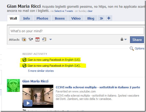 """Facebook profile """"The page you requested was not found"""" Fix"""
