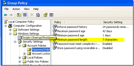Scvmm could not reset local administrator password during template if i log into win xp machine to be sysprepped im not able to set administrator password blank maxwellsz