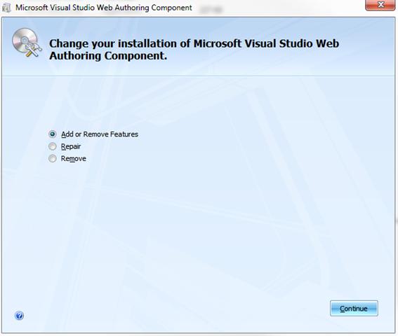 Setup Controller File For Office 2010