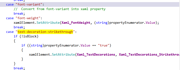 WPF binding a text with decoration – Alkampfer's Place