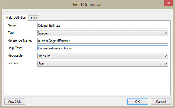 Customize Process Template Experience In Tfs 2013 Alkampfer S Place