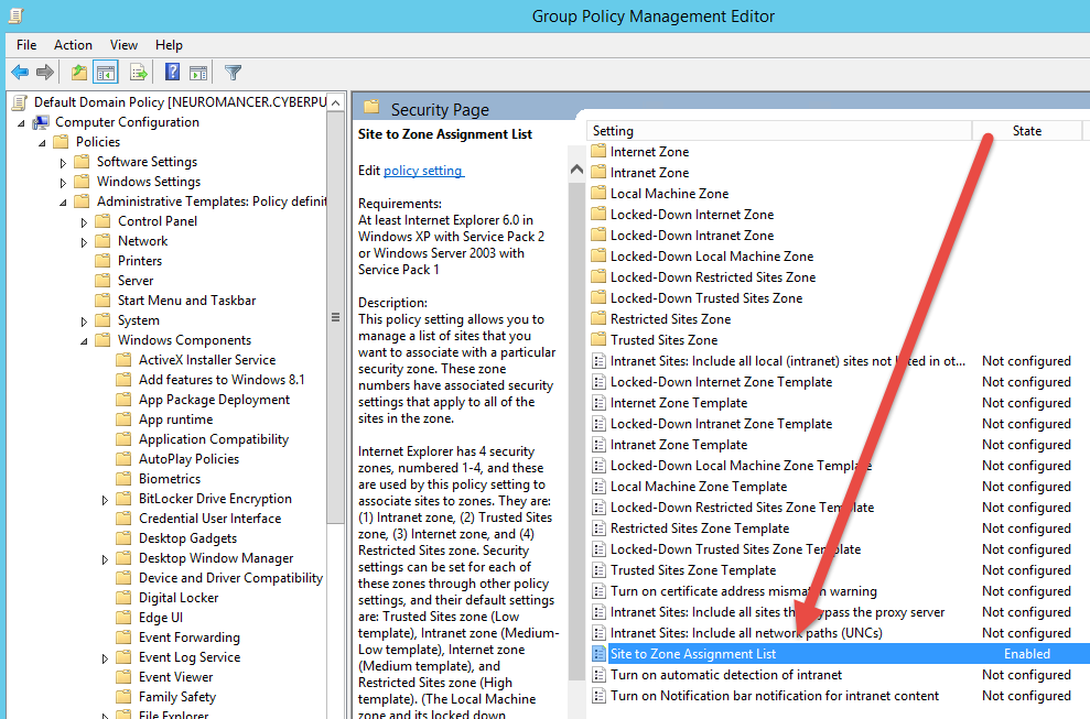 Your TFS keeps asking you for credentials even with Active Directory