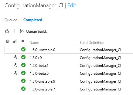 Integrating GitVersion and Gitflow in your vNext Build