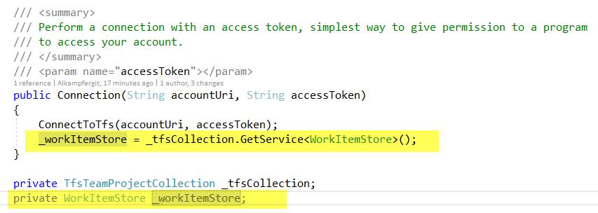 Azure DevOps API, Retrieve Work Items Information