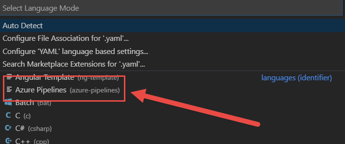 How to edit a YAML Azure DevOps Pipeline – Alkampfer's Place