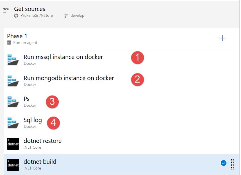Hosted Agents plus Docker, perfect match for Azure DevOps